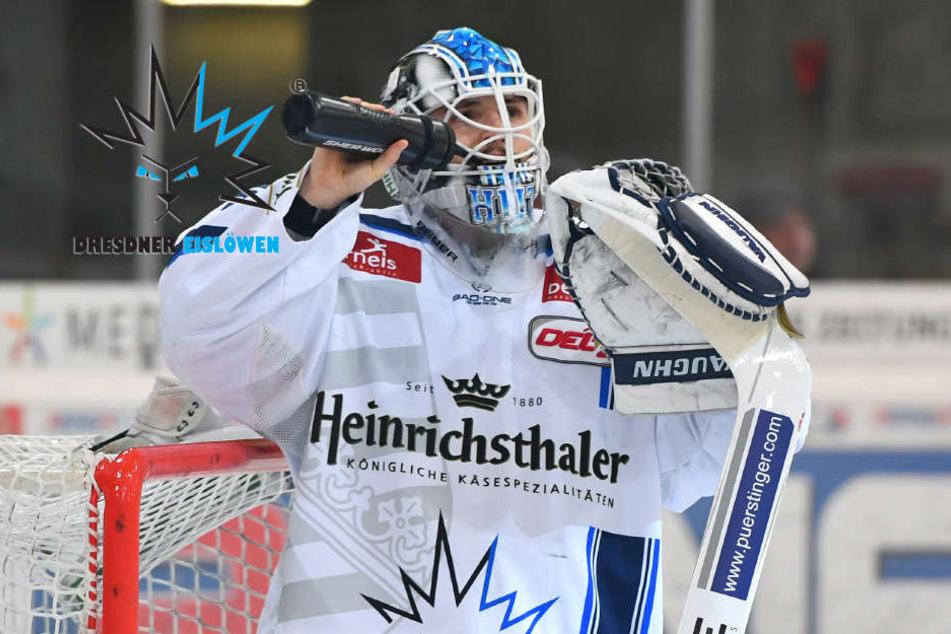 Die Dresdner Eislöwen können auch freitags siegen!