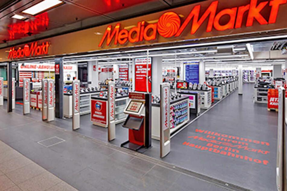 Heute Werden Die Mediamärkte Gestürmt Ausnahmezustand Erwartet