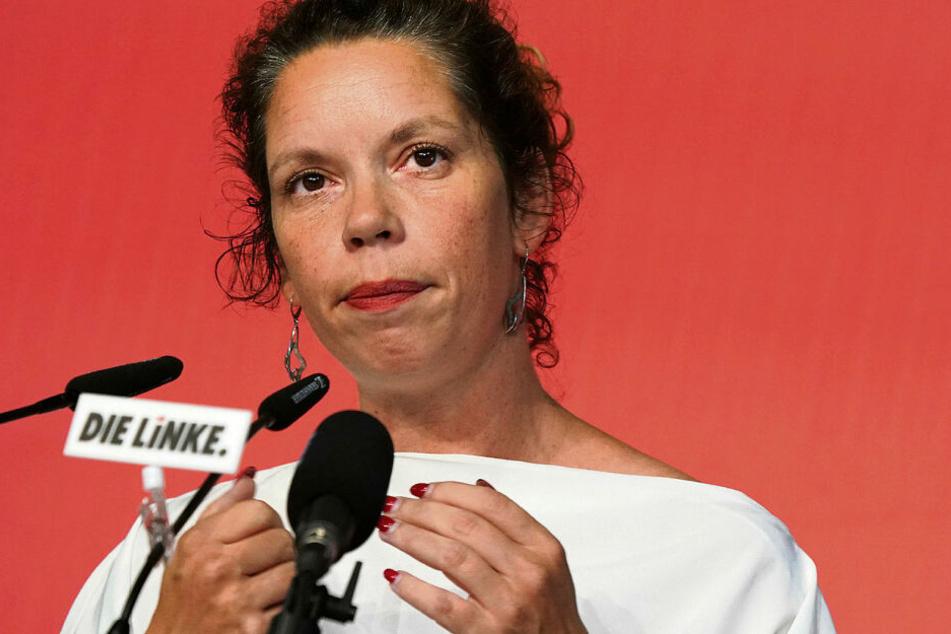 Will in Sachsen mitregieren: Linke-Chefin Antje Feiks setzt auf Rot-Rot-Grün.