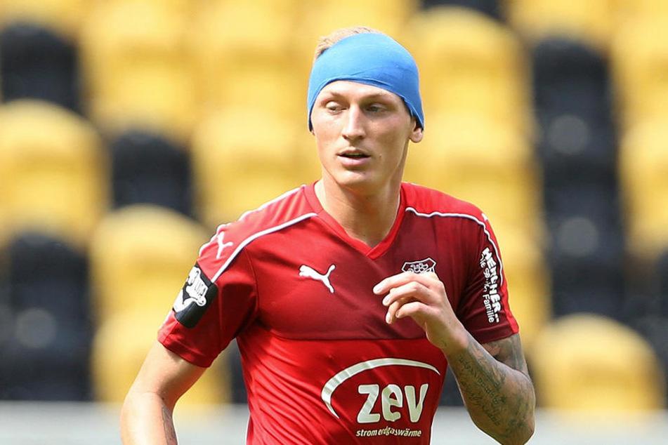 Nicht nur der lädierte Marc-Philipp Zimmermann hatte nach dem 0:3 Kopfschmerzen...