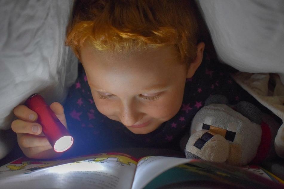 Die Freude am Lesen können Eltern ihren Kindern schon früh vermitteln.