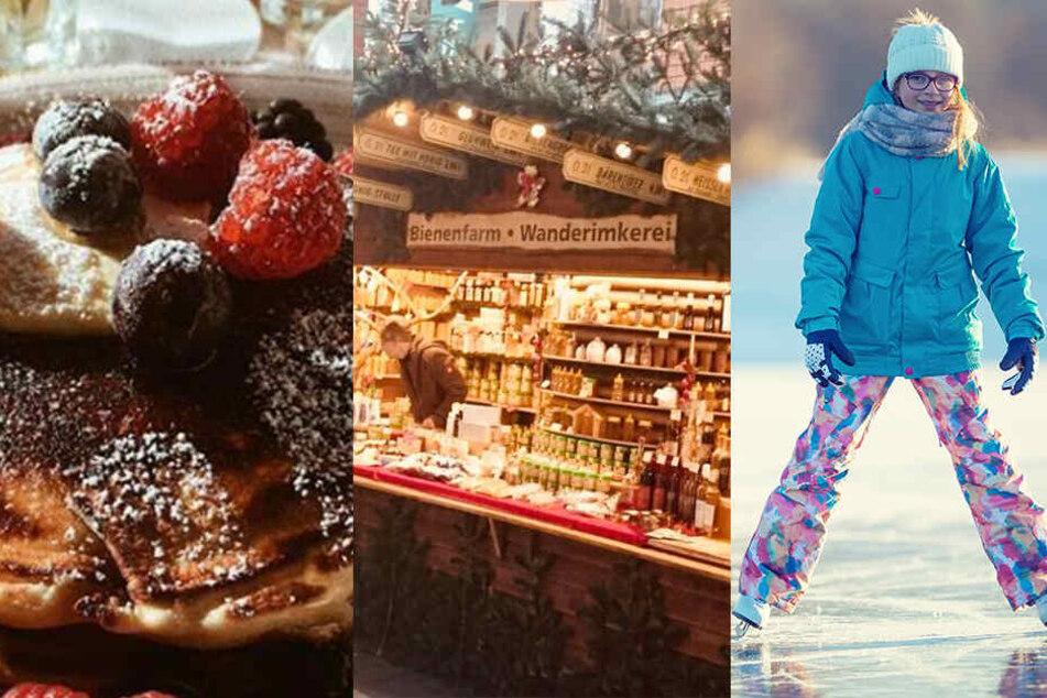 Eislaufen, Adventsbasteln & Hofweihnacht: So wird der 2. Advent in Leipzig