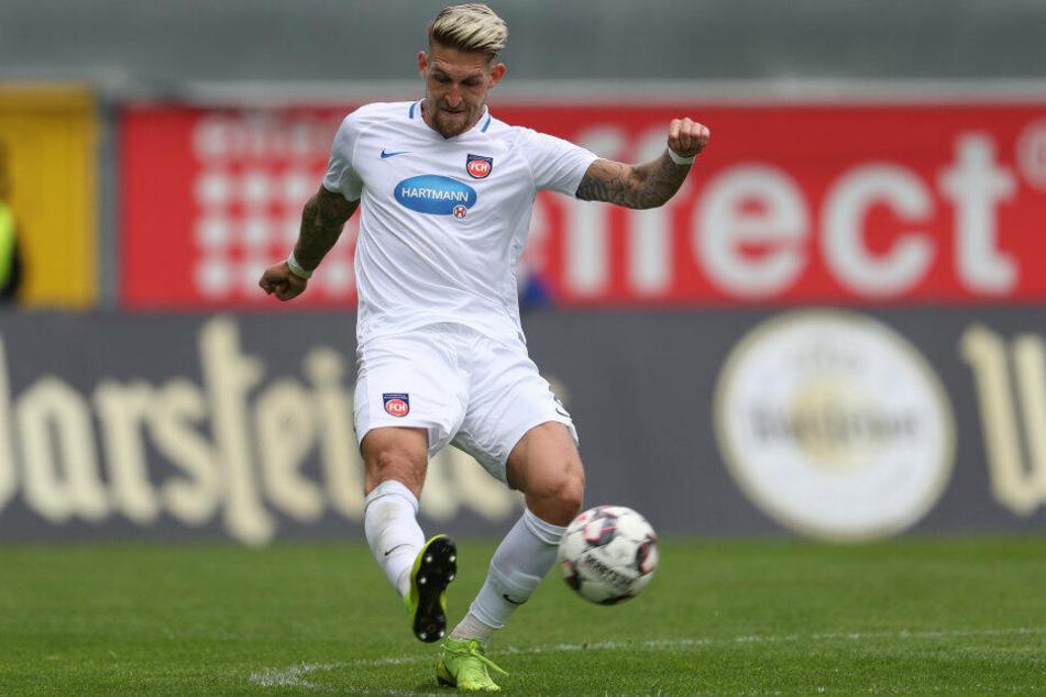 Robert Andrich spielte letztes Jahr noch für Heidenheim.