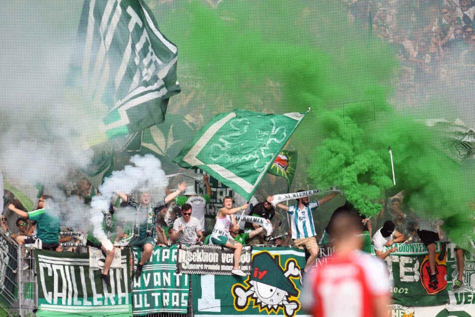Bremen Macht Ernst Fussballfans Durfen Sich Stadion Nicht