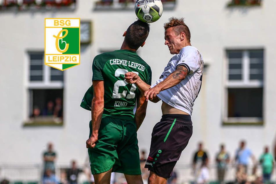 Chemie Leipzig holt Abwehrspieler, doch was ist mit der Offensive?