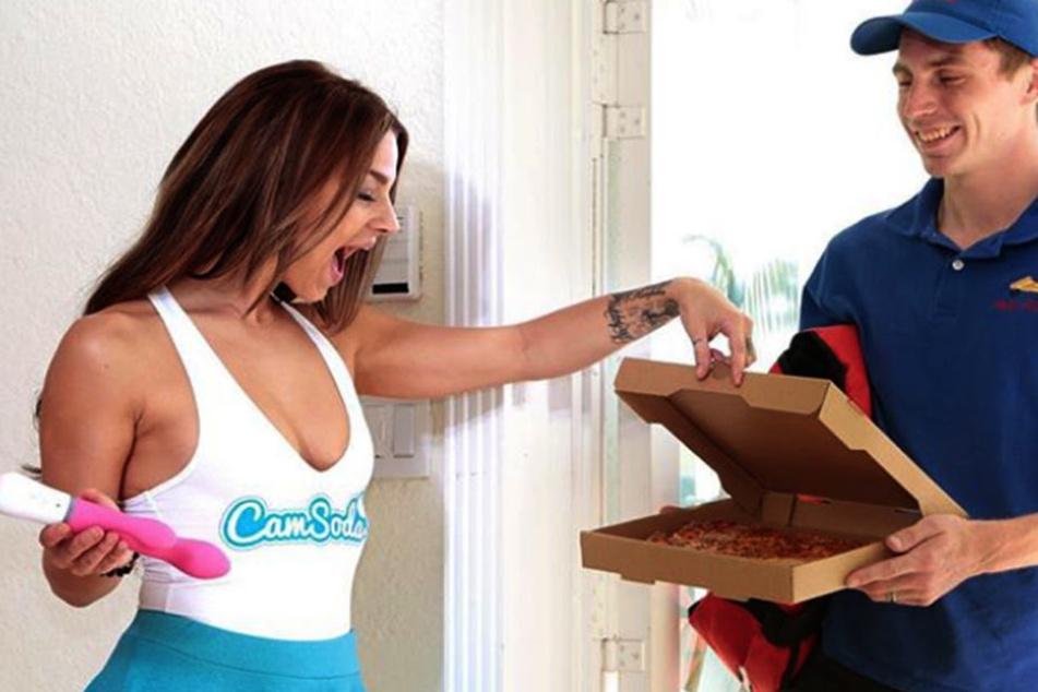 Verrückt! Dieser Vibrator bestellt Euch Pizza nach dem Orgasmus.