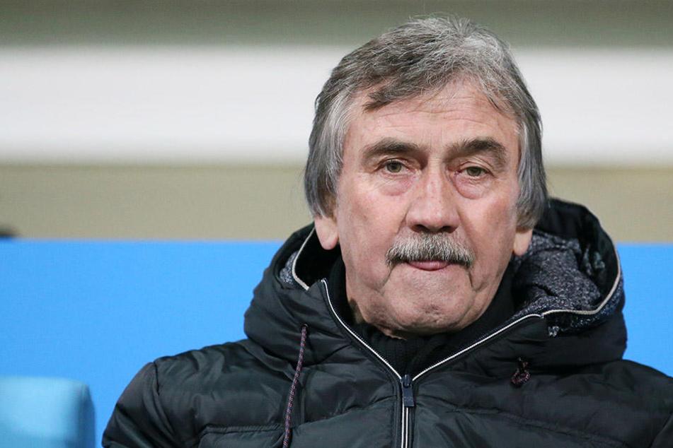 Ruhig und bescheiden wird Ex-Trainer Gerd Schädlich heute in Südtirol seinen 65. Geburtstag feiern.