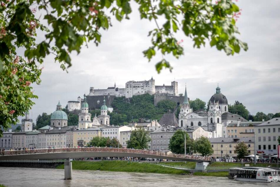 Salzburg ist laut Reiseführer einer der Top-Tipps für 2020.