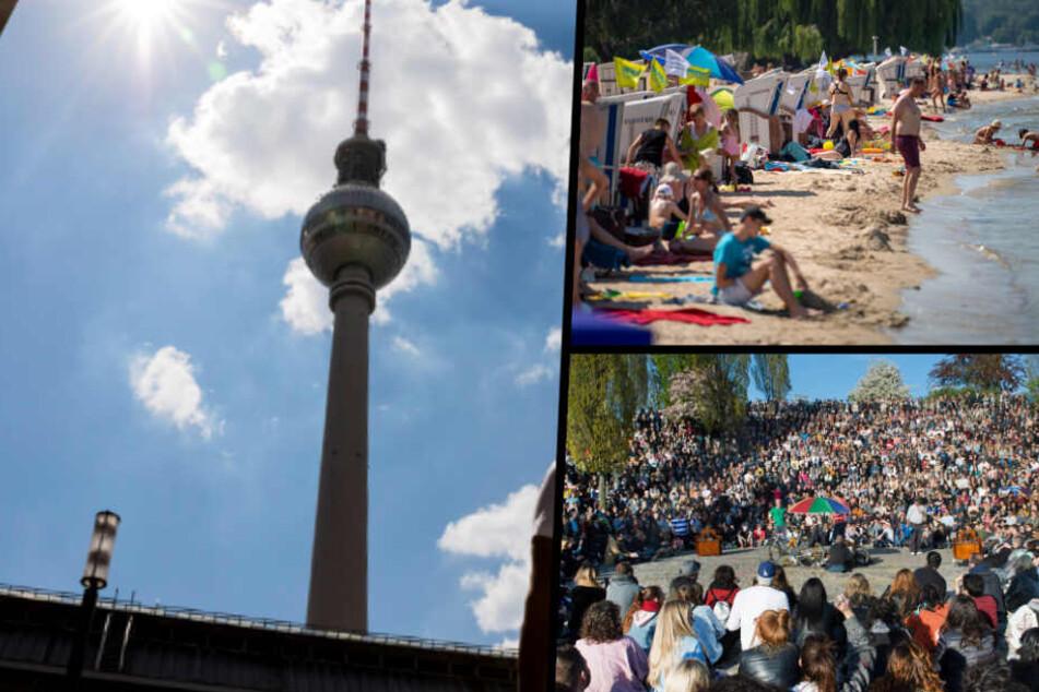 Schwimmen, Karaoke oder Straßenfest? Hier sind Berlins Sonntagstipps