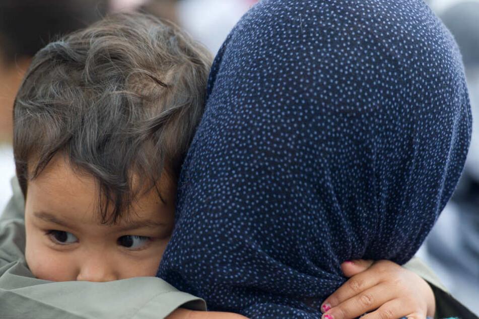 Viele Geflüchtete lassen ihre Kinder in der Kinderambulanz der Leipziger Uniklinik behandeln. (Symbolbild)