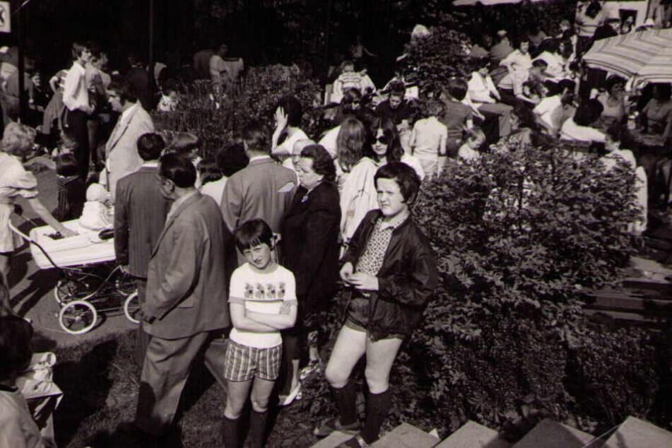 Zoo der Minis in Aue feiert 60. Geburstag