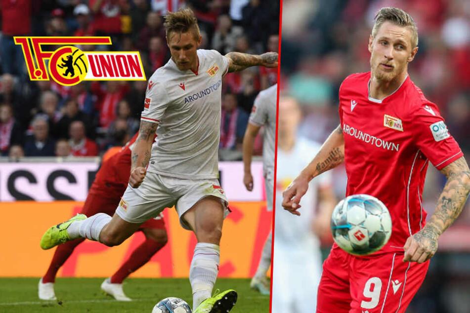 Unions Fanliebling Polter empfiehlt sich nach Tor gegen Bayern für Vertragsverlängerung