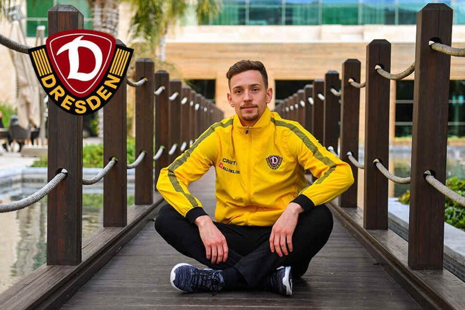 Poker um Jannik Müller! Dynamo-Verteidiger will Klarheit vor Saisonende