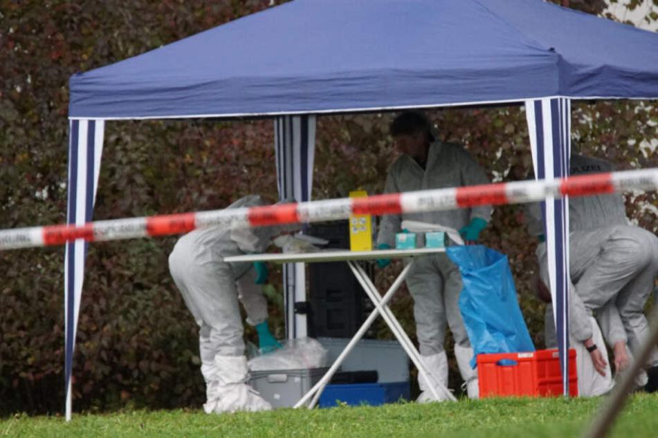 Wurde er getötet? Polizei ermittelt nach Leichen-Fund nahe Ursenwangschule