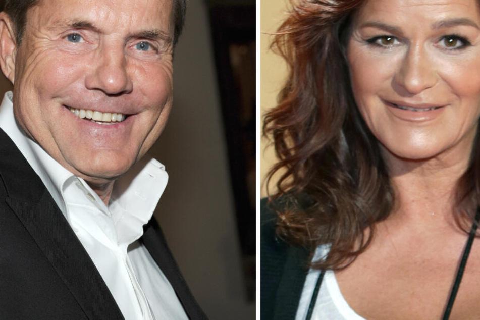 Nach Trennung: Andrea Berg macht's wieder mit Dieter Bohlen