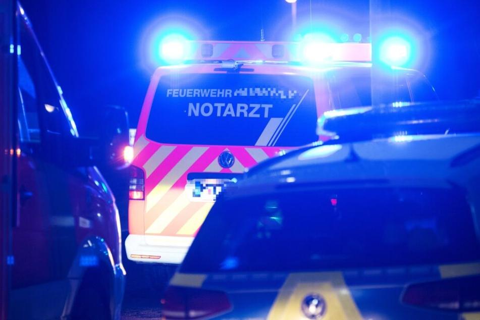 Mehrere Polizisten in Flüchtlingsheim angegriffen