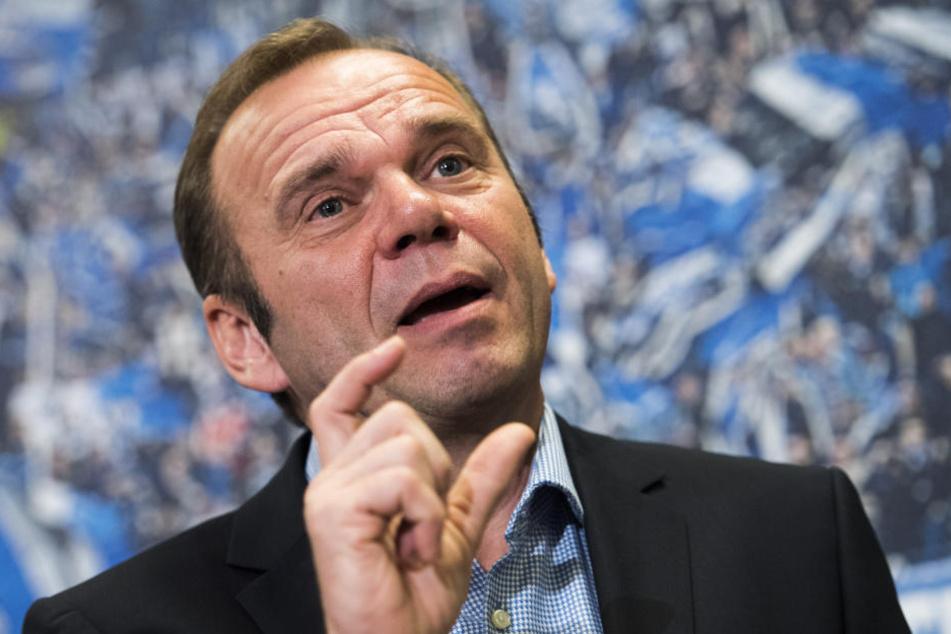 Bernd Hoffmann leitete bereits von 2003 bis 2011 die Geschicke des HSV.
