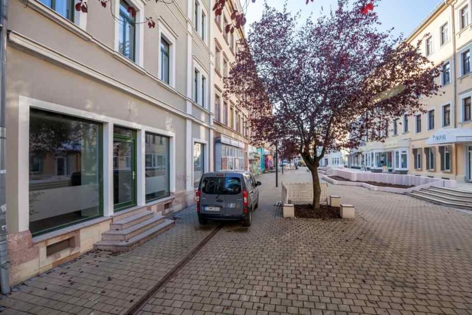 "Im ehemaligen Café ""Brühlaffe"" soll bald eine Bar eröffnen."