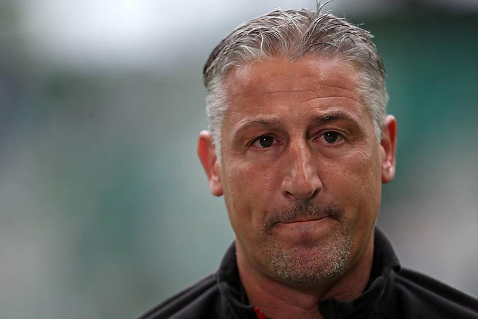 Jürgen Kramny (45) wird wohl neuer Cheftrainer von Arminia Bielefeld werden.