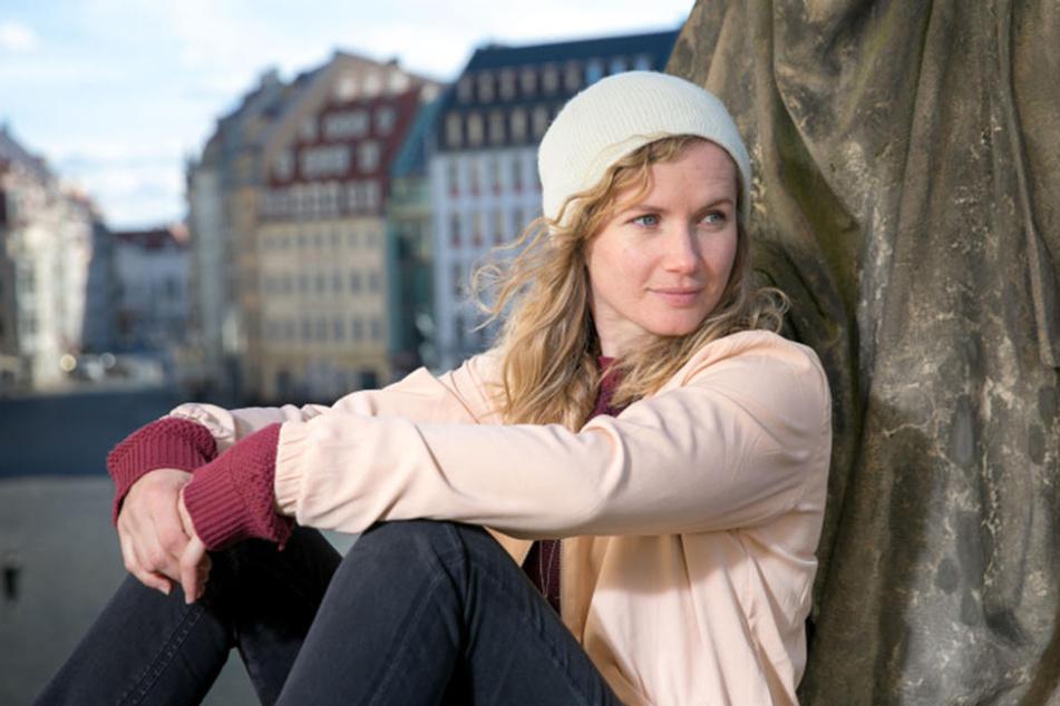 Die Dresdner Schauspielerin Cornelia Gröschel (30) dreht erstmals in ihrer Heimat, und wird hier auch als Sängerin debütieren.