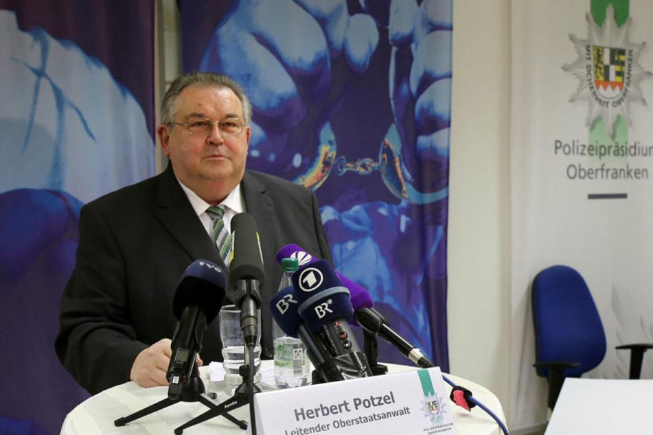Der Bayreuther Staatsanwalt Herbert Potzel wartet bisher vergeblich auf die Auslieferung des Mordverdächtigen Boujemaa L.