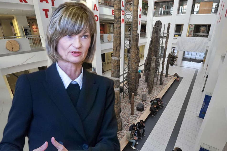 OB Ludwig schlägt Alarm: Drogen und Prostitution im Tietz