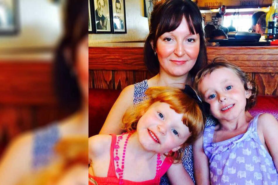 Claire Langtons älteste Tochter war sechs Minuten lang tot.