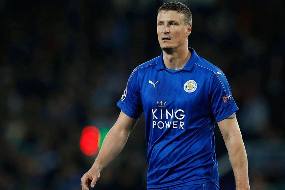 Heute ist Robert Huth (34) legendärer Innenverteidiger bei Leicester City.