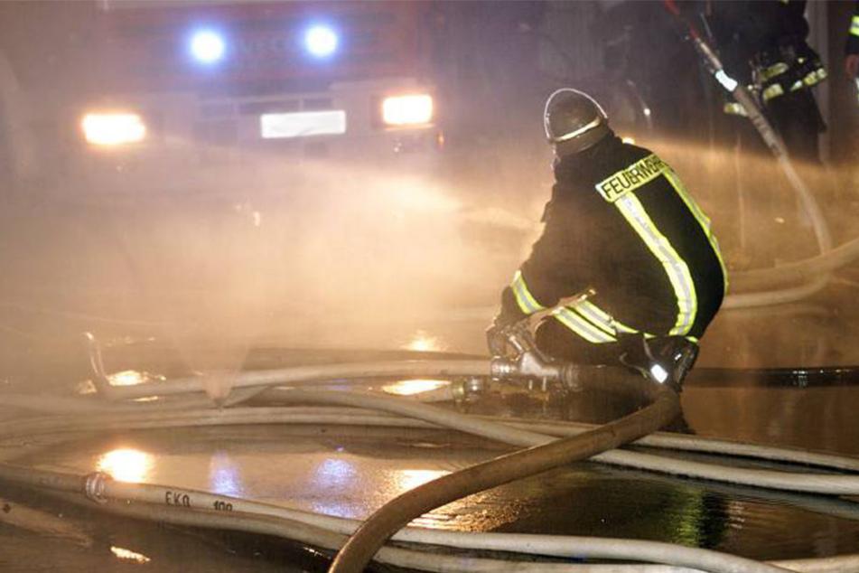 Die Feuerwehr konnte nach den Löscharbeiten keine Brandursache feststellen.
