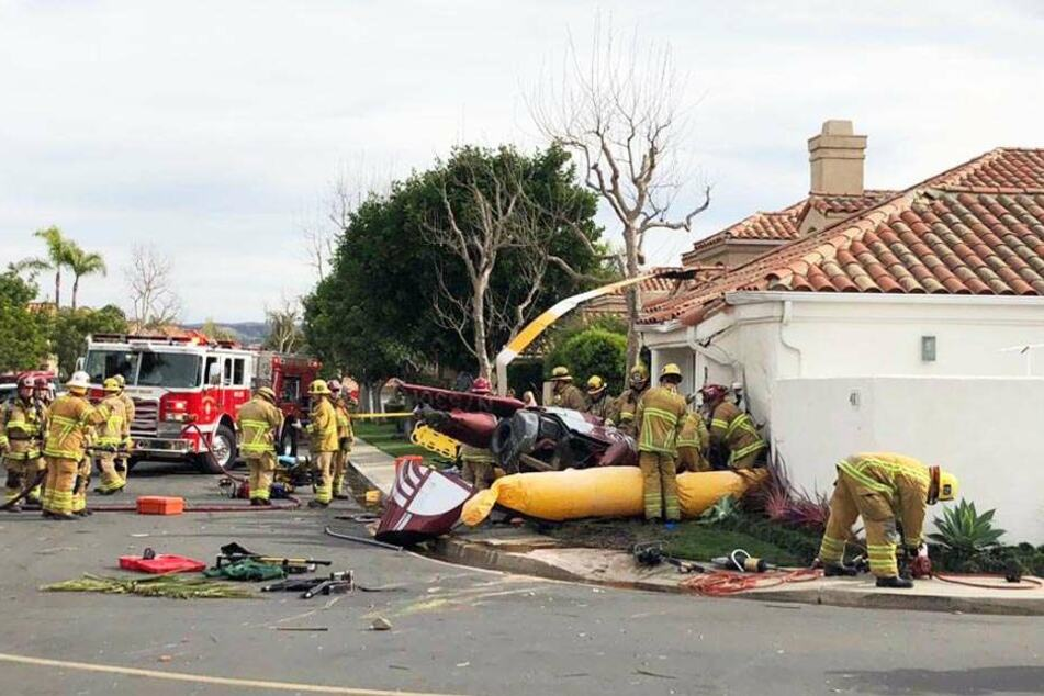 Über die genaue Unfallursache ist bislang nichts bekannt.