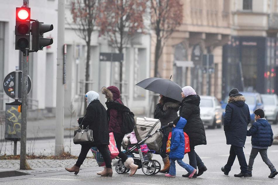 10,6 Millionen Ausländer leben derzeit in Deutschland. Seit 2009 ist ihre Zahl kontinuierlich gestiegen.