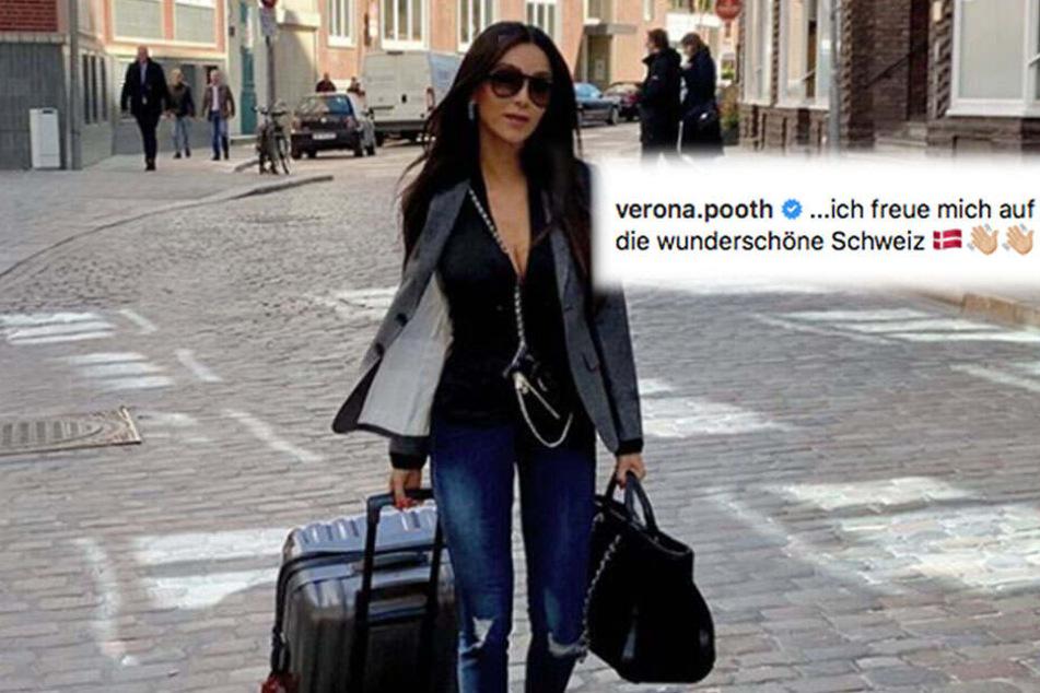 Verona passiert Panne auf Instagram: Ihre Antwort ist cool