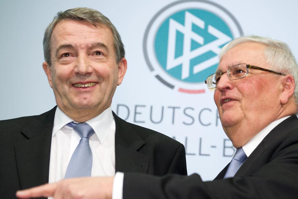 Schmiergeld-Skandal zur WM 2006: Anklage gegen Niersbach & Zwanziger!