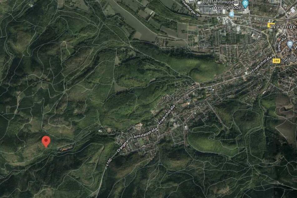 Auf der Bielsteinchausee geschah der tödliche Unfall.