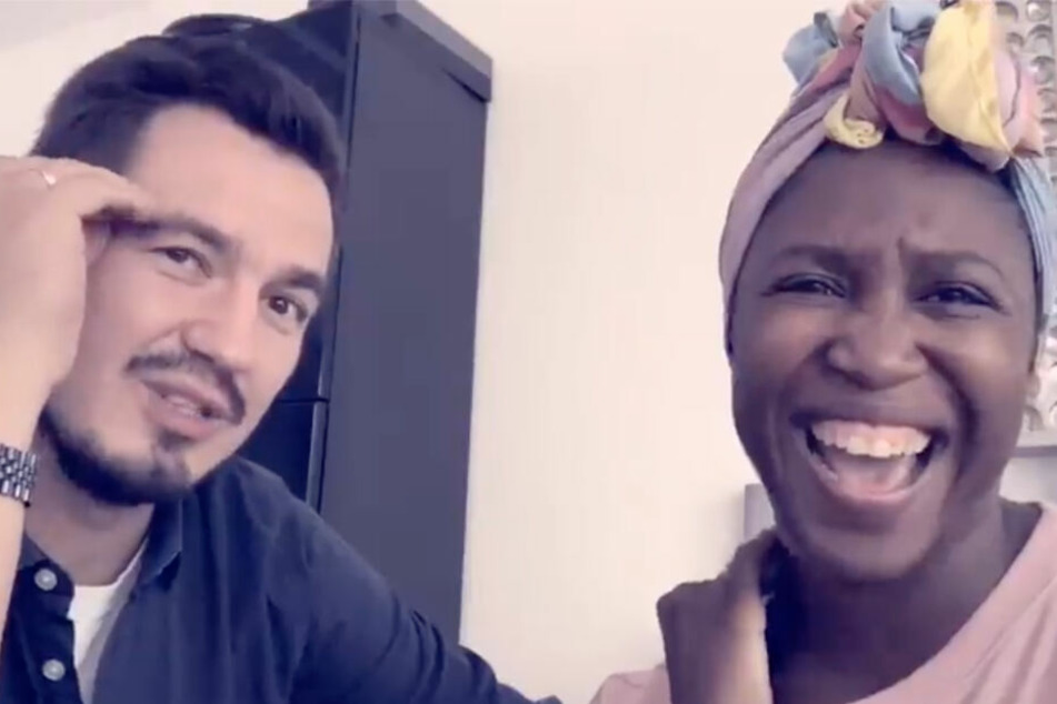"""Video zeigt aus Versehen """"ganz normalen Familien-Wahnsinn"""" bei Motsi Mabuse"""