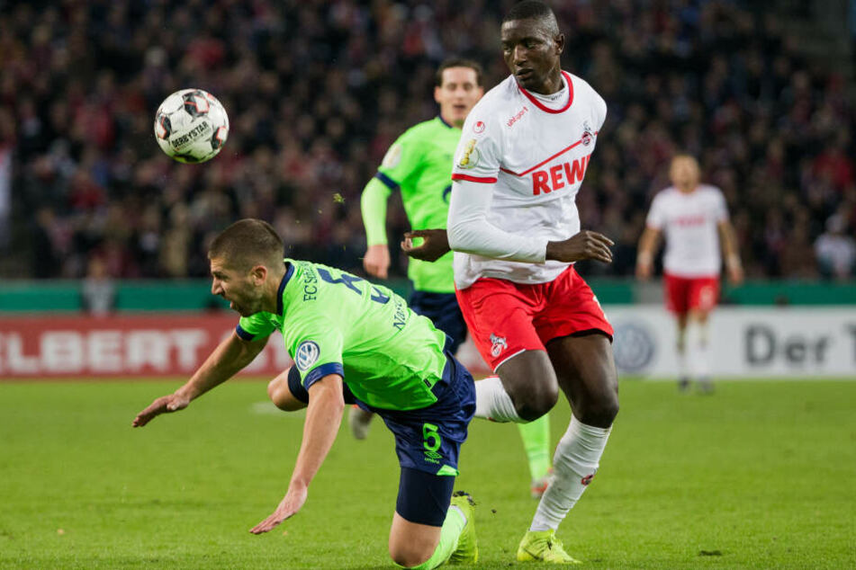Kölns Serhou Guirassy (22) darf mit anderen Clubs verhandeln.