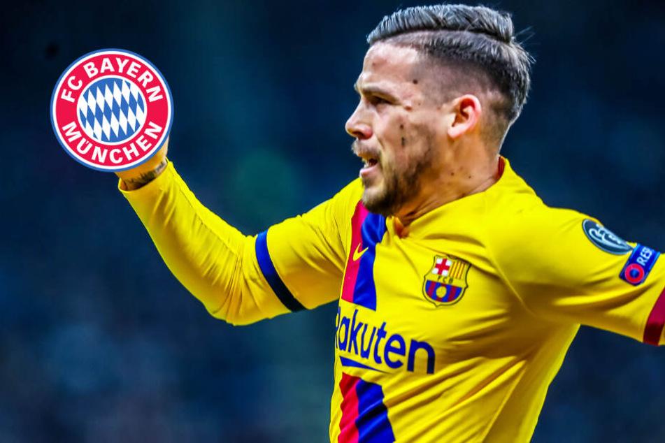 Schnappt sich FC Bayern nach Real-Star einen Flügel-Youngster des FC Barcelona?