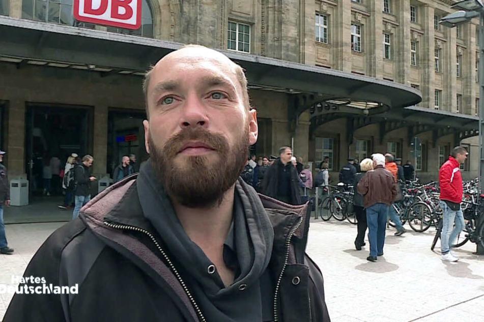 Der obdachlose Martin (32) starb wenige Wochen nach den Dreharbeiten.