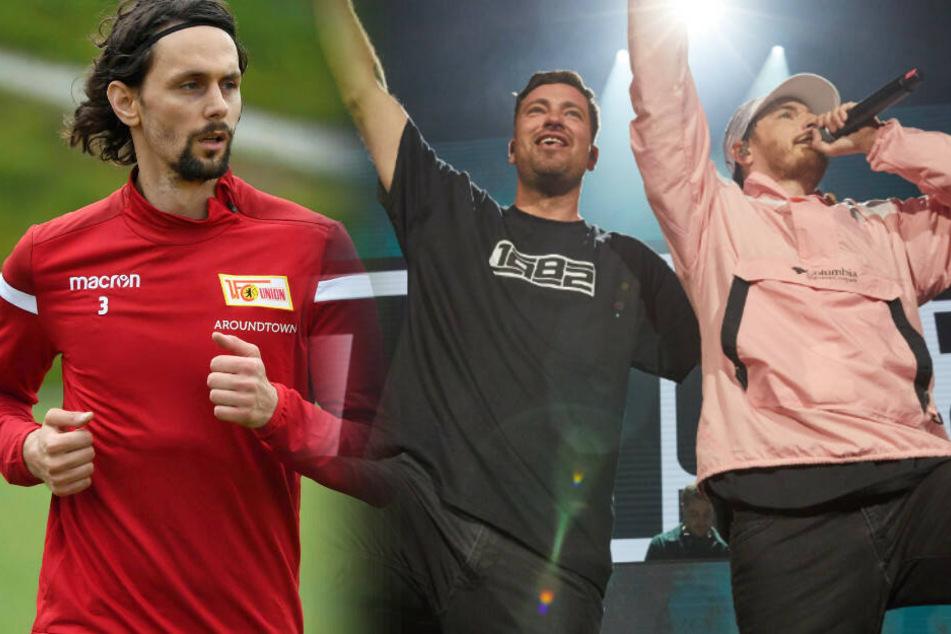 Von Union bis Marteria und Casper: Das ist Dein Samstag in Berlin