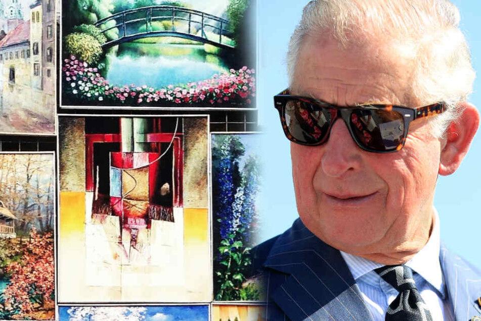 Prinz Charles in Kunstskandal verwickelt: Falscher Monet im Herrenhaus