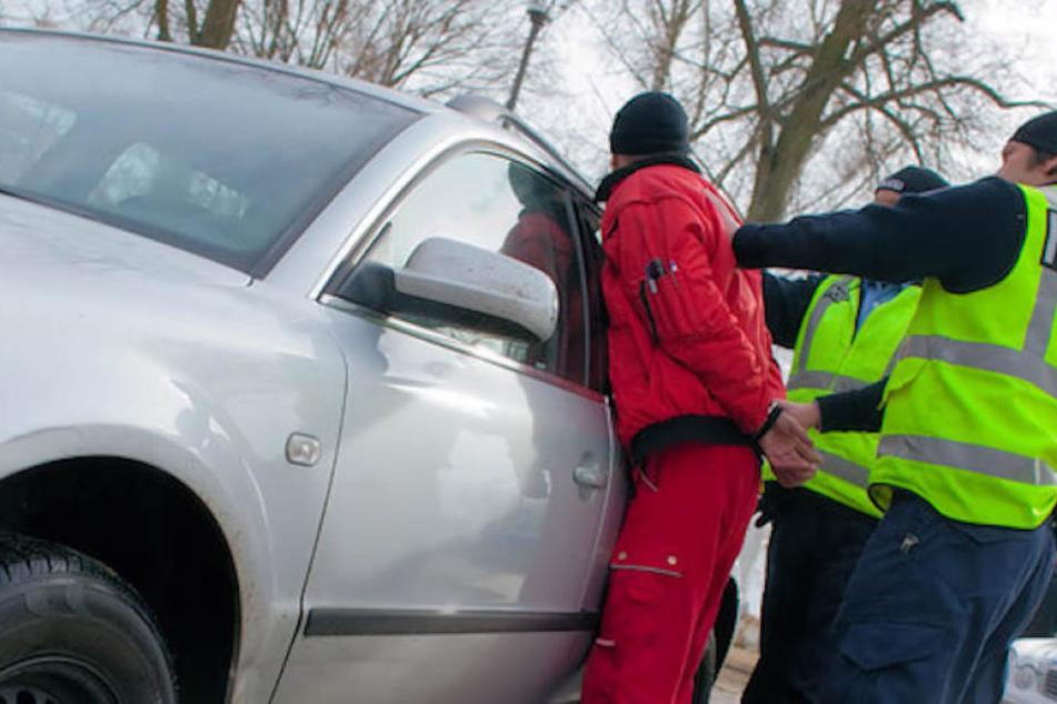 Die meisten Autos wurden in Görlitz und Bautzen gestohlen. (Symbolbild)