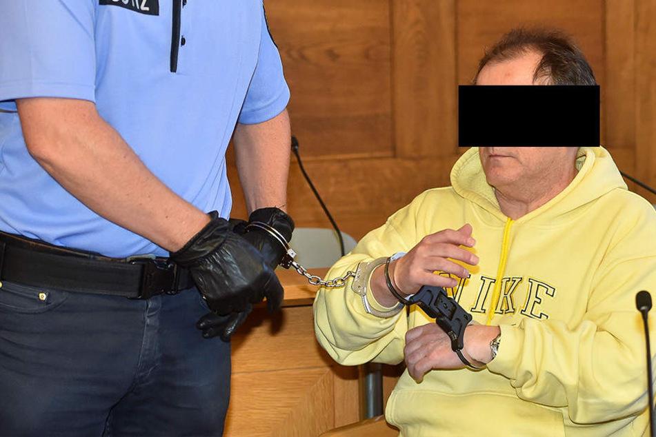 Er soll seine Lebensgefährtin vergewaltigt haben: Gerald F. (56).