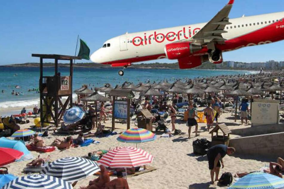 Kein Mallorca mehr? Air Berlin streicht beliebte Strecke