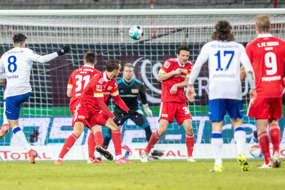 Union-Ersatzkeeper Loris Karius (27) stand am Samstag gegen Freiburg im Tor.