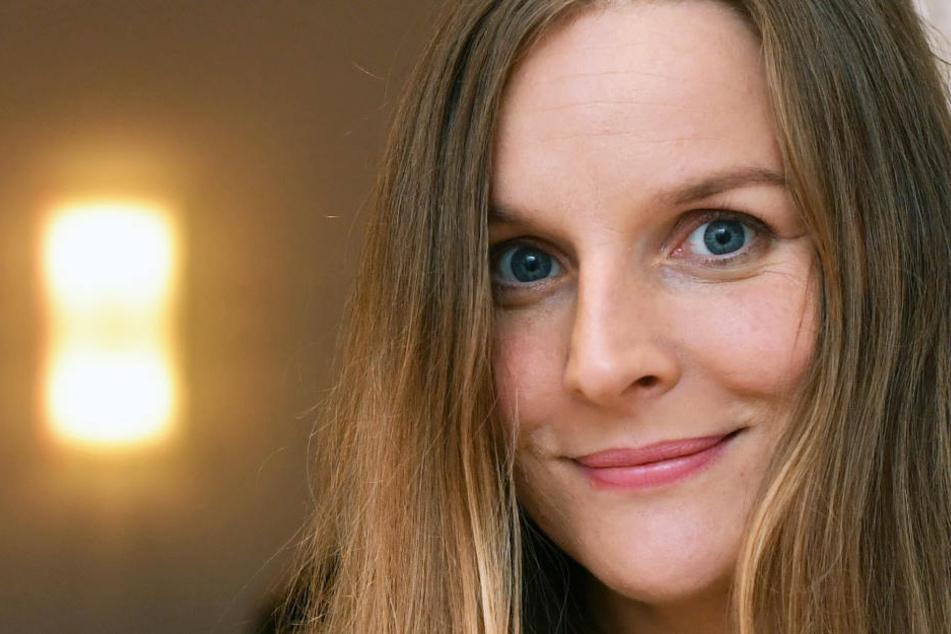 Judith Holofernes wird in Stuttgart an einer Talkrunde zum Thema Stress teilnehmen. (Archivbild)