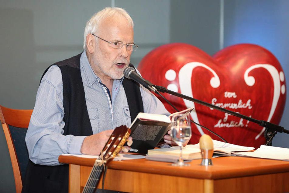 Entertainer Gunther Emmerlich (73)