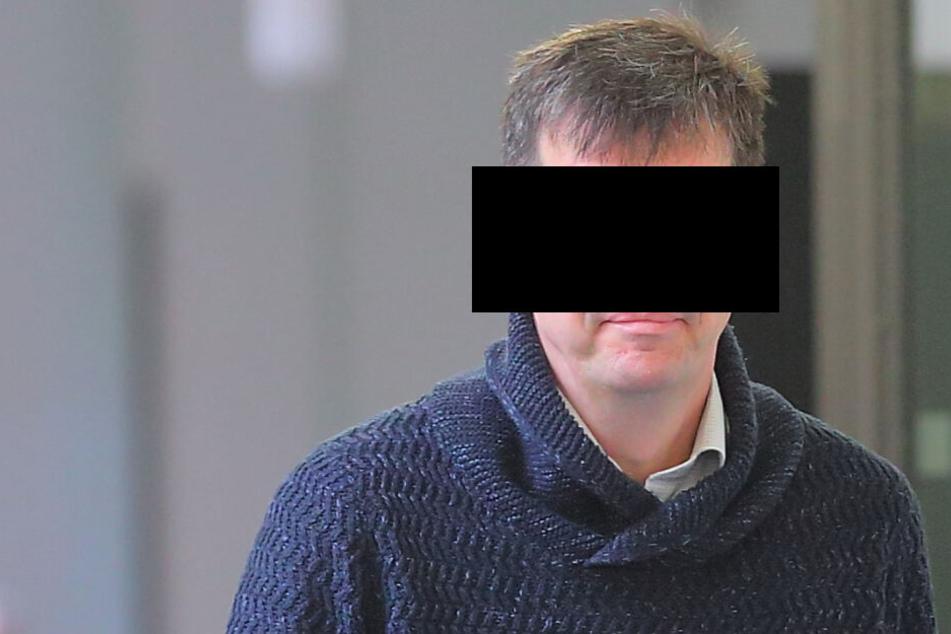 Der ehemalige Kolping-Chef Stephan M. (54) soll laut Anklage bei seinen Vertragsverhandlungen bewusst gelogen haben.