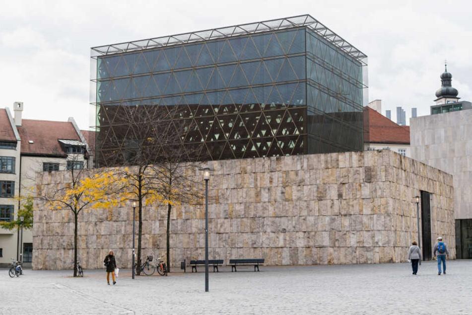 Auch die Münchner Hauptsynagoge Ohel Jakob wird verstärkt bewacht.