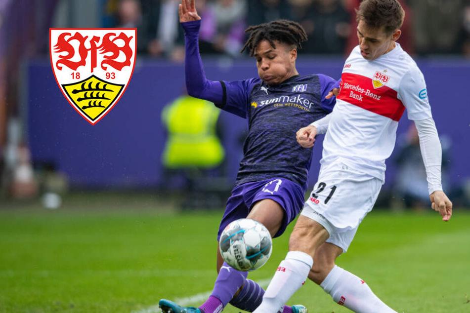 Nicht schon wieder! VfB Stuttgart blamiert sich bei Aufsteiger Osnabrück
