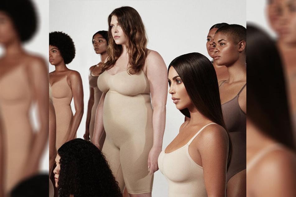 Die Klamotten gibt es in den Größen XXS bis 5XL.